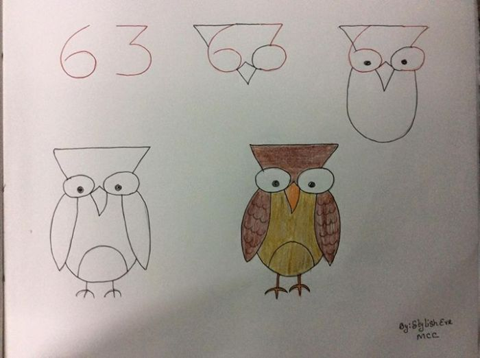 Easy Tricks And Tips You Can Use To Teach Your Kid How To Draw Others