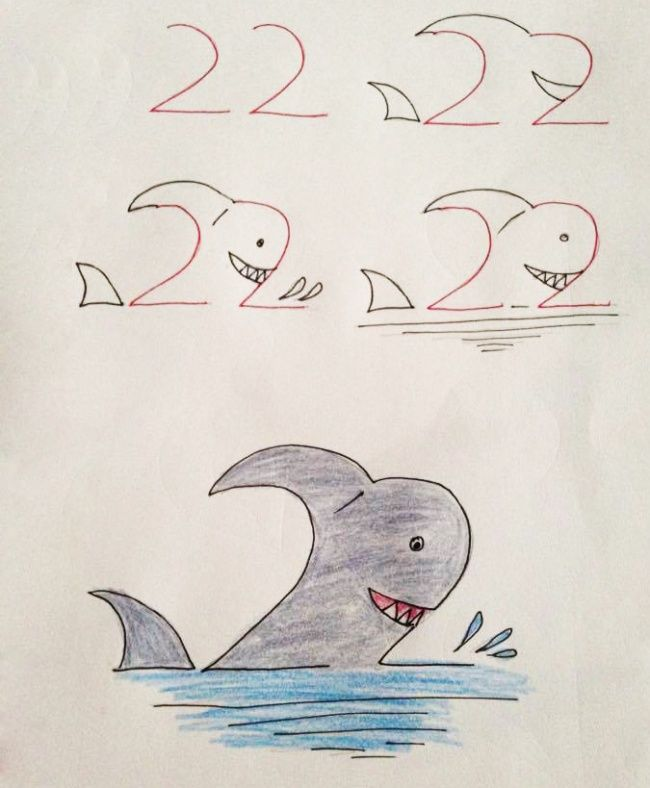 Easy Tricks And Tips You Can Use To Teach Your Kid How To Draw