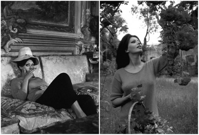 Sophia Loren Was Drop Dead Gorgeous Back In The Day