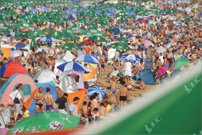 Beach Resorts in Dalian, China