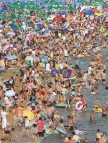 Beach Resorts in Dalian, China