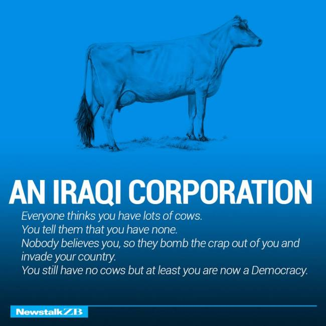 The Structure Of World Economies Explained Using Cows