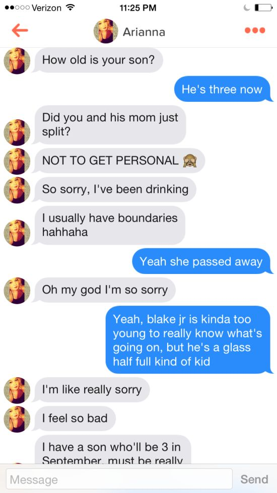 This Guy Pretended To Be Forrest Gump On Tinder And No One Caught On