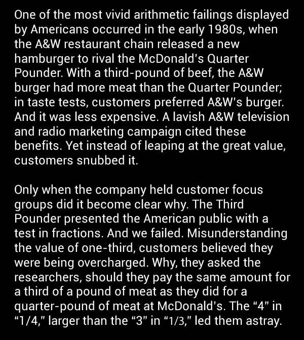 A&W Once Had A Less Expensive Burger Than The 1/4 Pounder, This Is Why It Failed