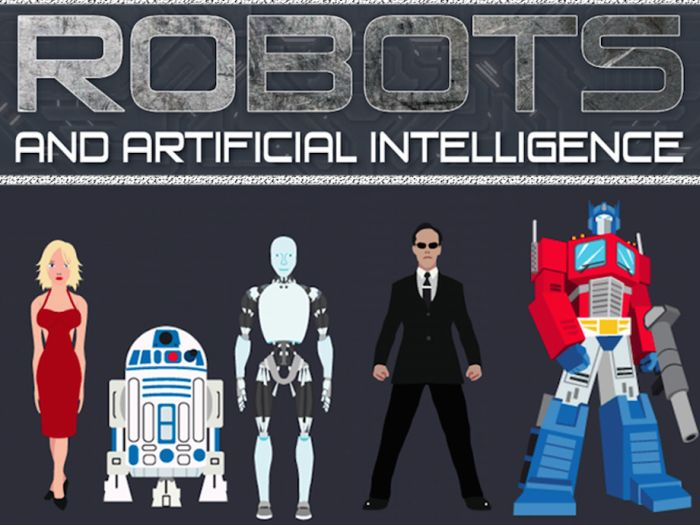 A Look At Some Of The Most Famous Robots In Pop Culture History