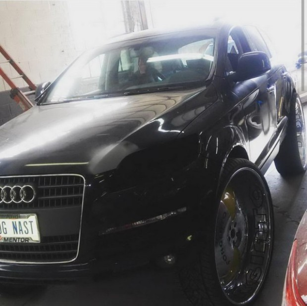 Audi Q7 Gets A Ghetto Style Makeover