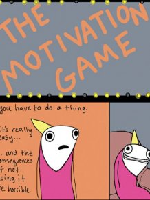 Sometimes Getting Yourself Motivated Is Impossible