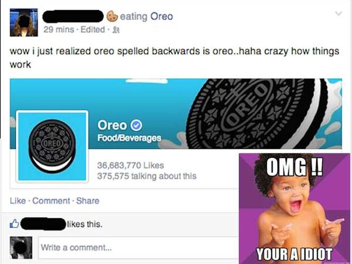 Facebook Fails That Prove Social Media Is The Gift That Keeps On Giving