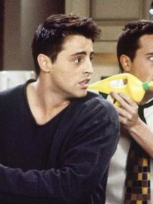 Matt Leblanc And Matthew Perry Get Together For A Little Friends Reunion