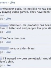 Facebook Fights That Escalated Quickly And Ended Badly