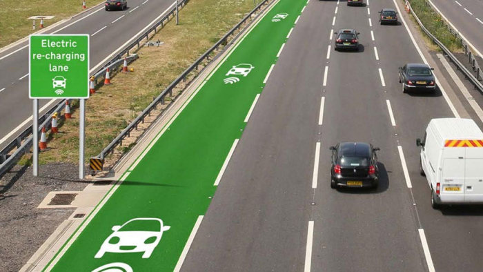 Roads That Will Charge Electric Cars Are Being Tested In The UK