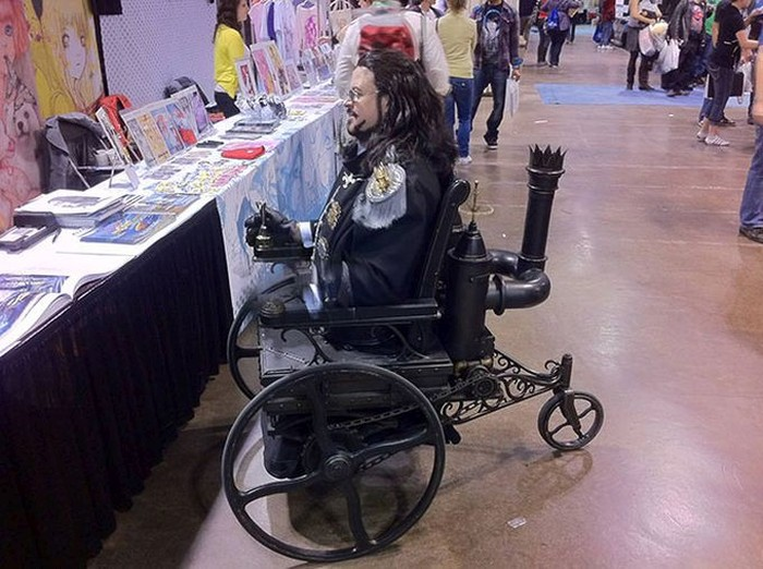Awesome Cosplay That's Almost As Good As The Real Thing