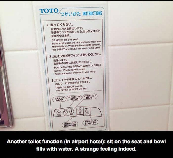 Man Reveals Lesser Known Details About Japan During His Trip