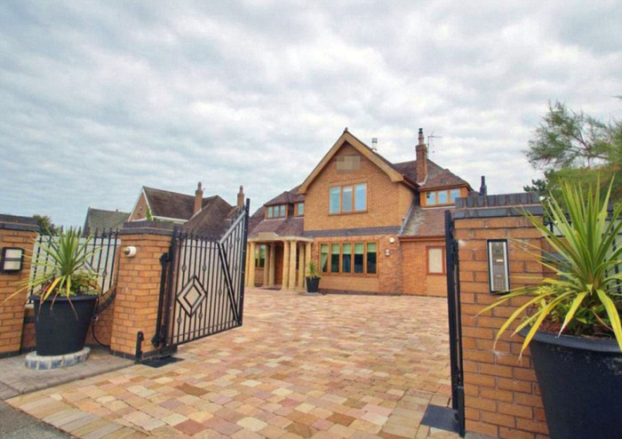 Manchester City Star Raheem Sterling's Mansion Is Now For Sale