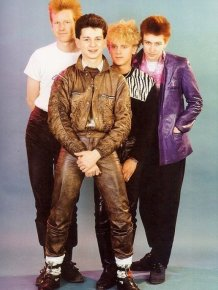 Depeche Mode Back In the Day And Today