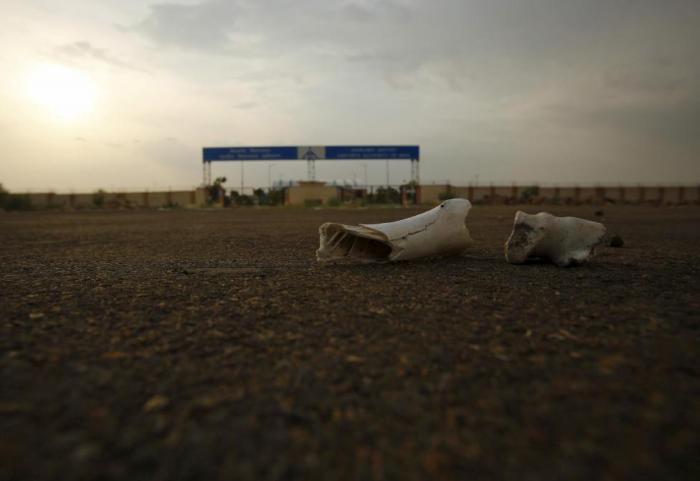 Abandoned Airport in India