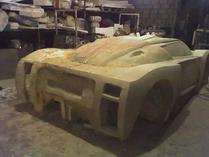 DIY Supercars