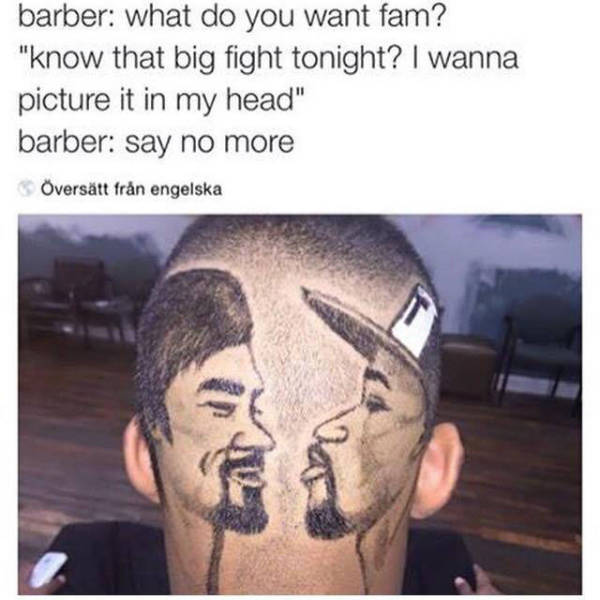 Cool And Ugly Hairstyles