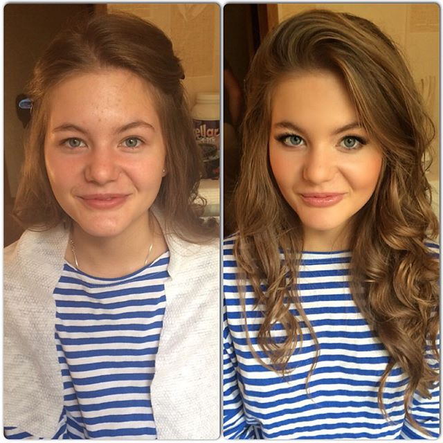 Girls With And Without Makeup, part 4   Others