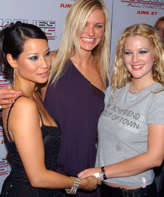 Charlie's Angels Then And now