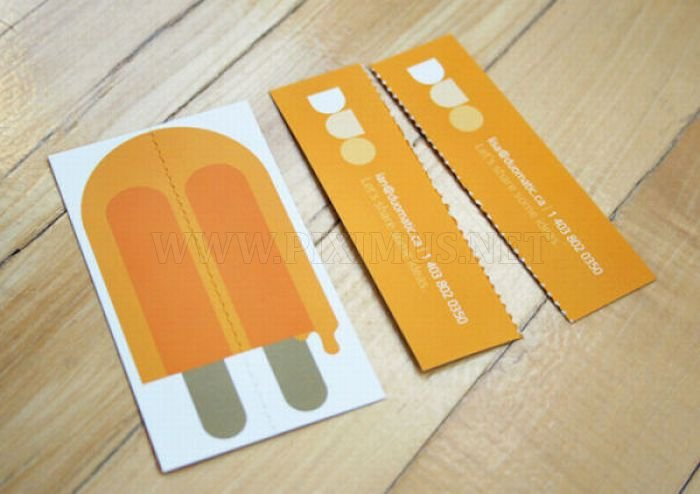 Creative Business Cards , part 2