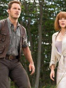 How Chris Pratt And Bryce Dallas Howard Looked Before Jurassic World