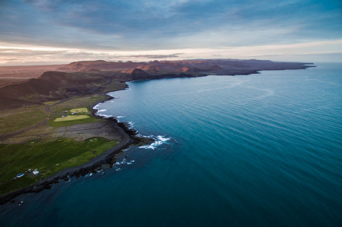 Why Iceland Is The Best Country To Visit With A Drone