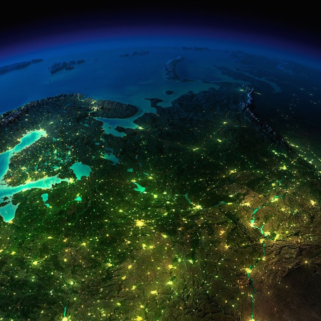 Breathtaking Views Of The Earth At Night