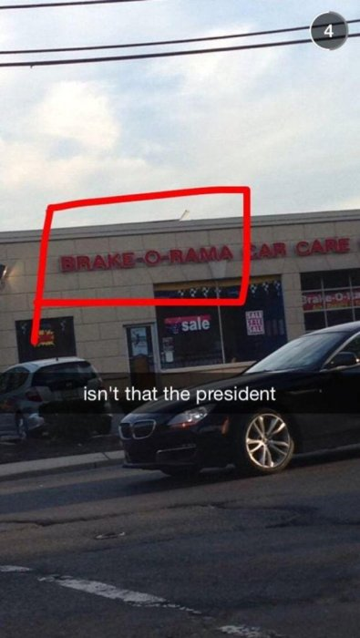 Proof That Snapchat Is The Most Ridiculous Place On Earth