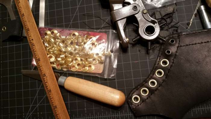 See What It Looks Like When You Make A Pair Of Boots From Scratch