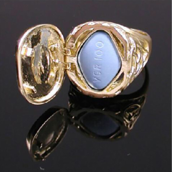 This Ring Is The Perfect Place To Store Your Viagra