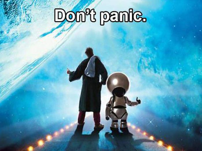 Unforgettable Quotes From Hitchhiker's Guide To The Galaxy