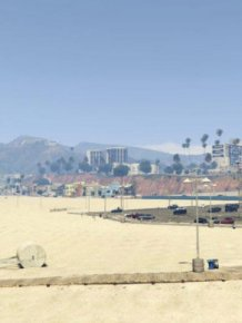 See What The Locations From Grand Theft Auto V Look Like In Real Life