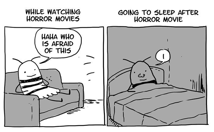 Funny Comics That Will Make Sense To Introverts