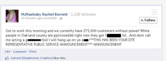 Fools Who Got Fired Because Of Their Facebook Posts