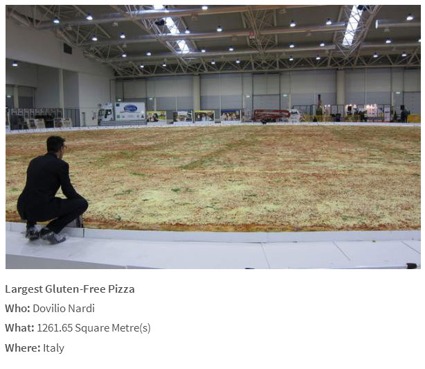 World's Largest Food Records From Around The World