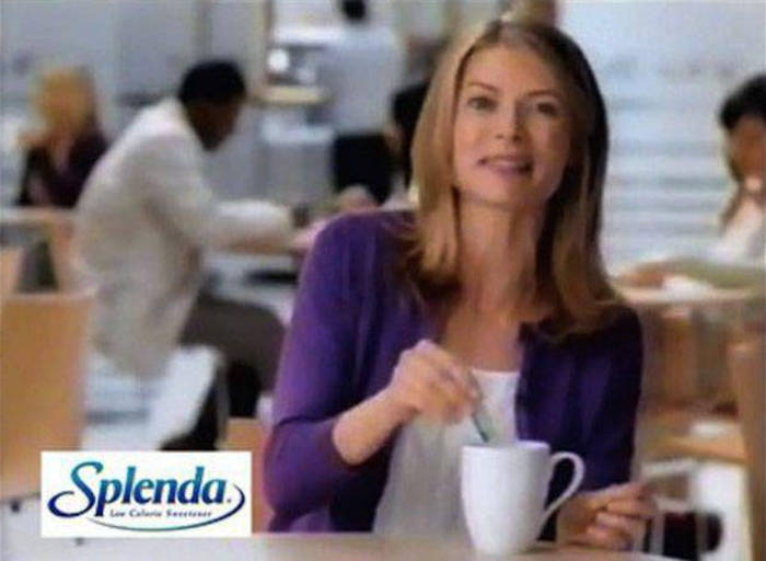 You've Seen This Woman Before Because She's In Every Commercial