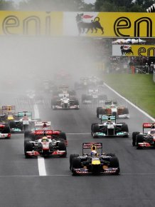 Formula 1 Hungarian Grand Prix 2011 - behind the scenes