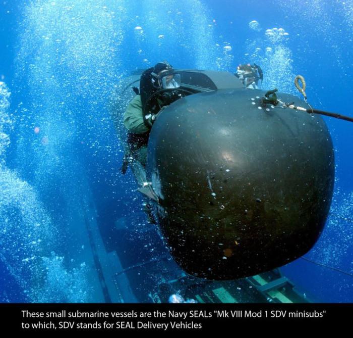 Awesome Submarine Photos