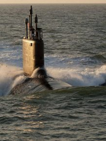 Awesome Submarine Photos