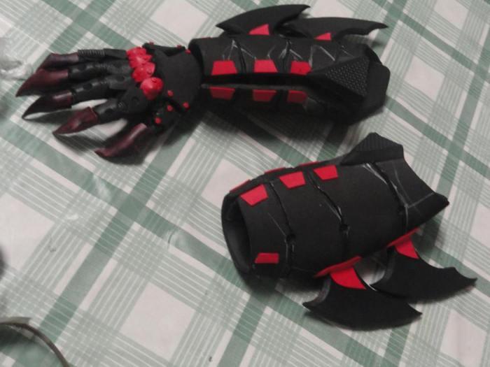 DIY Batman Armor