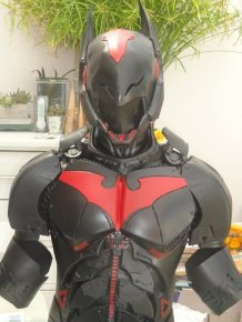 DIY Batman Armor