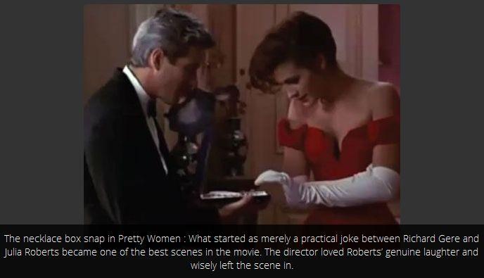 Legendary Movie Scenes That Were An Improv