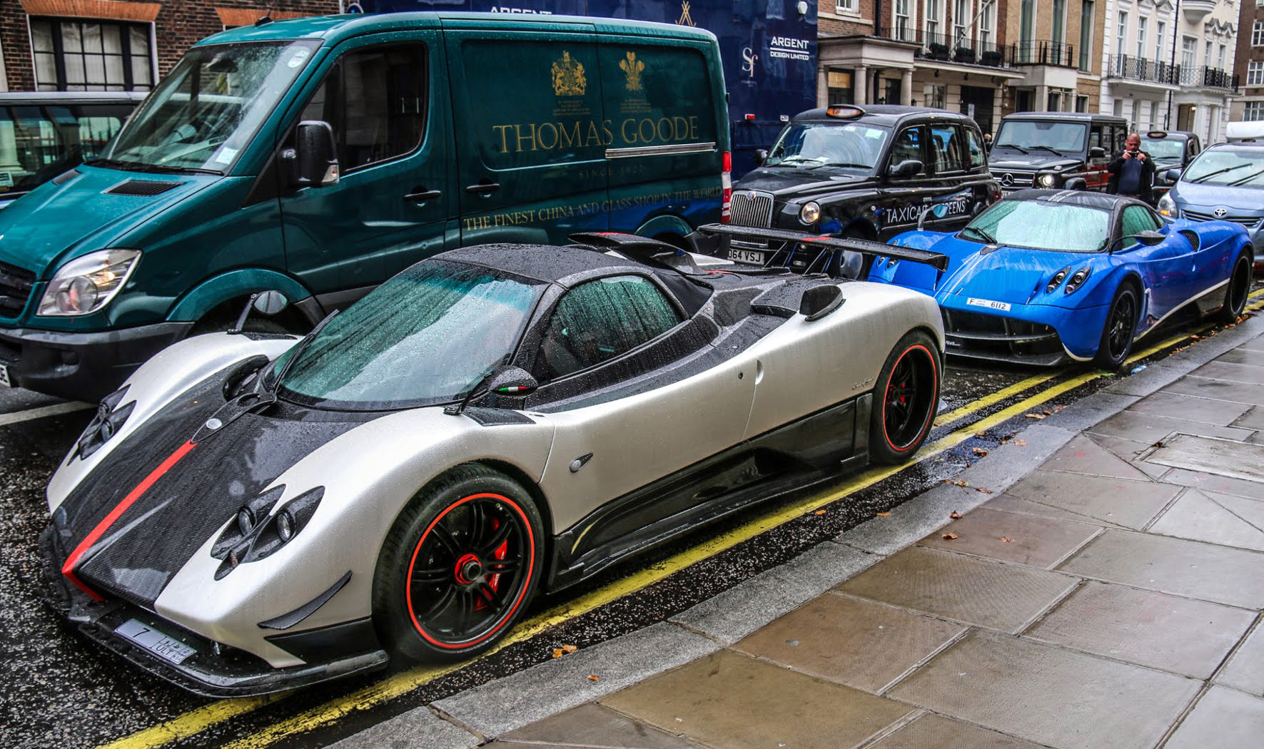 Supercars London 2015 Part 2015 Vehicles