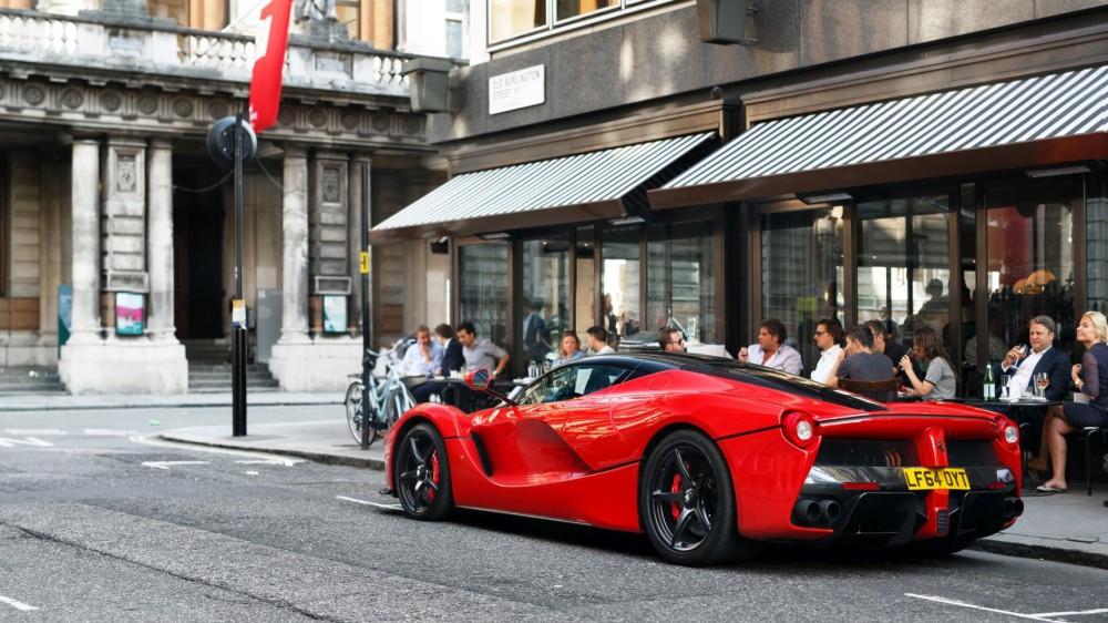 Supercars London 2015 Part 2015 Vehicles