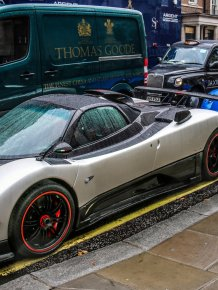Supercars London 2015