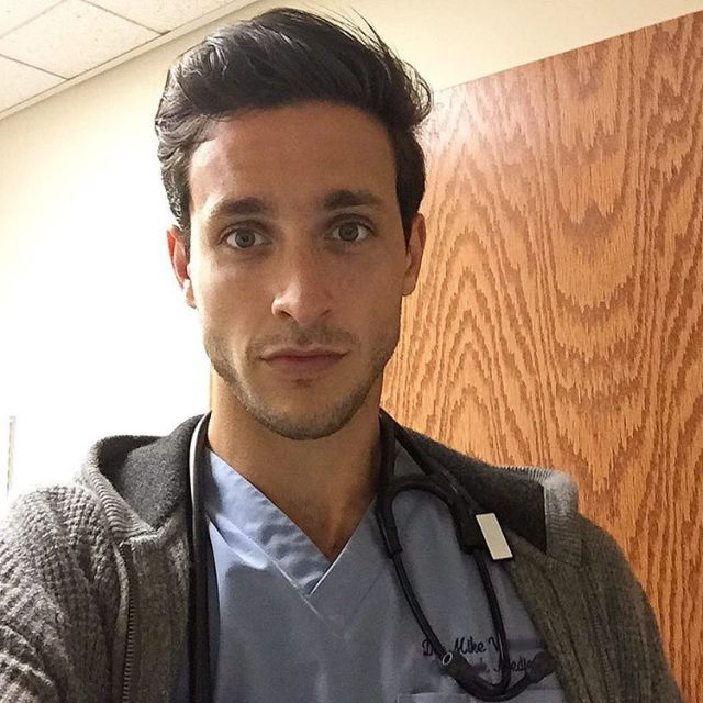 Hot Doctor Mike