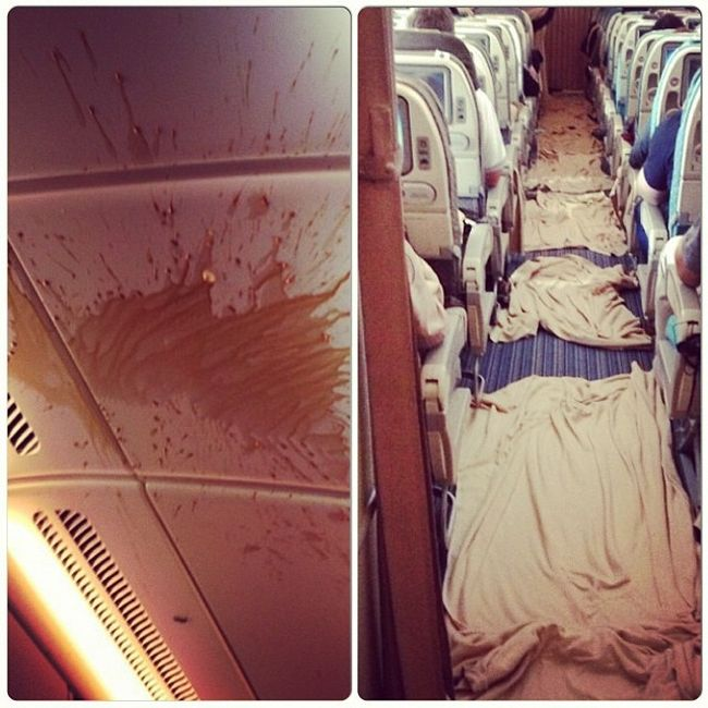 Aftermath Of The Turbulence