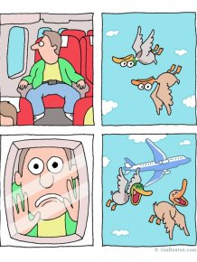 Funny Comics By Jim Benton