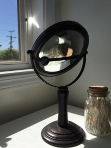 Sun And A Mirror Can Lead To A Disaster